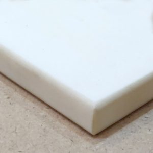 Solid Surface Tabletop (White)
